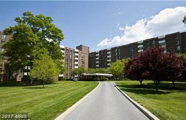 7 Slade Avenue #615, Baltimore, MD 21208 (#BC10042311) :: Pearson Smith Realty