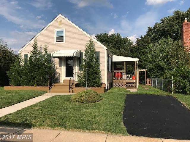 2605 Plainfield Road, Baltimore, MD 21222 (#BC10045680) :: Pearson Smith Realty