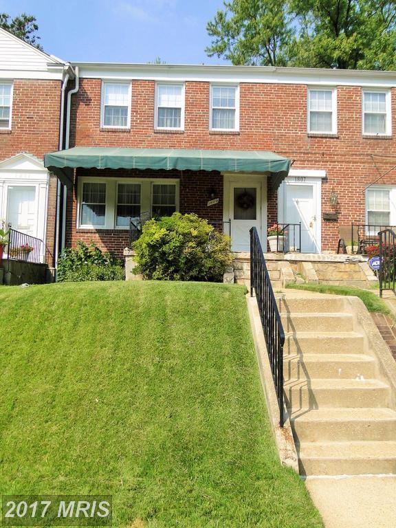 1809 Glen Ridge Road, Baltimore, MD 21234 (#BC10052453) :: Pearson Smith Realty
