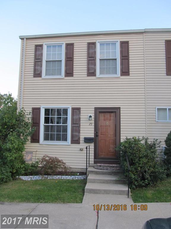 23 Ebbing Court, Baltimore, MD 21221 (#BC10053503) :: Pearson Smith Realty