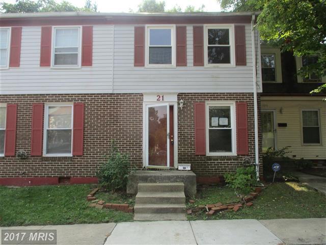 21 Monhegan Court 28B, Baltimore, MD 21236 (#BC10054332) :: Pearson Smith Realty
