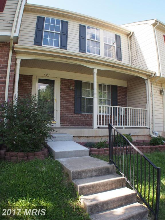 5307 Hollowstone Circle, Rosedale, MD 21237 (#BC10054366) :: Pearson Smith Realty