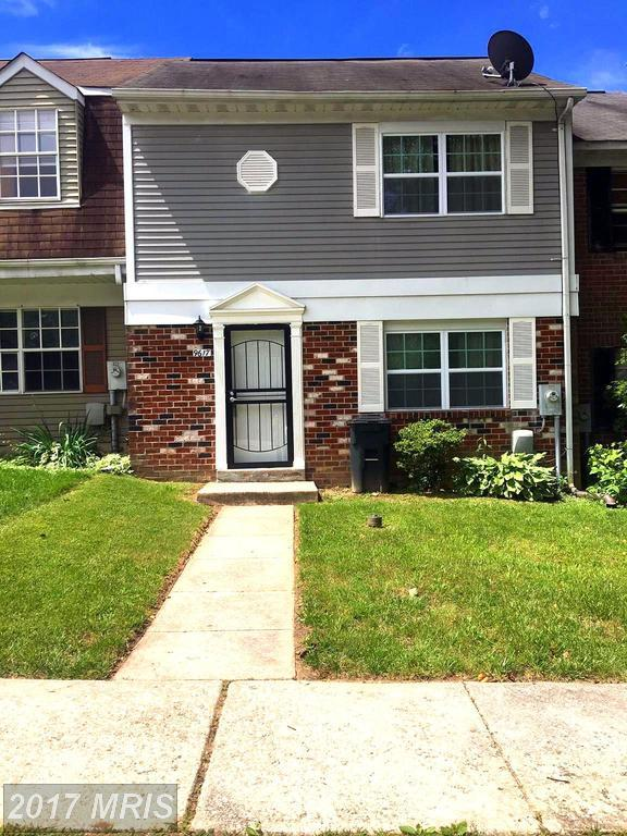 9617 Axehead Court, Randallstown, MD 21133 (#BC10054671) :: Pearson Smith Realty