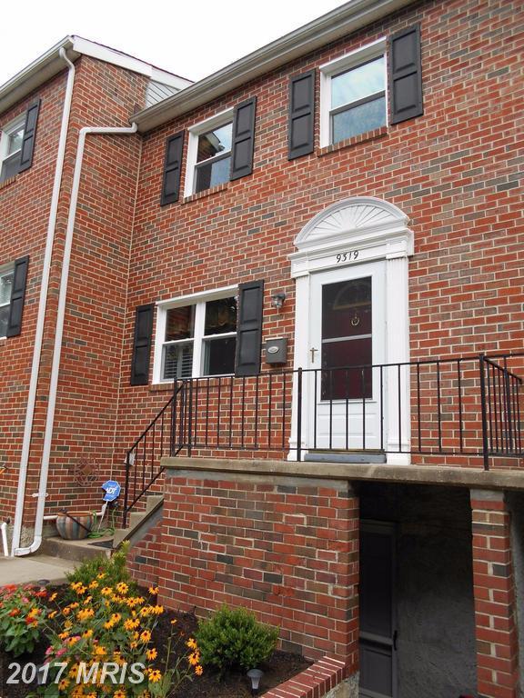 9319 Pan Ridge Road, Baltimore, MD 21234 (#BC10055357) :: Pearson Smith Realty