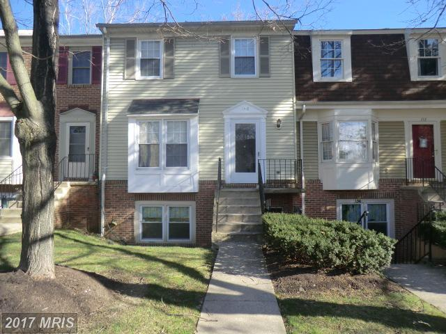 148 Kettle Court 11-10, Baltimore, MD 21244 (#BC10056656) :: Pearson Smith Realty