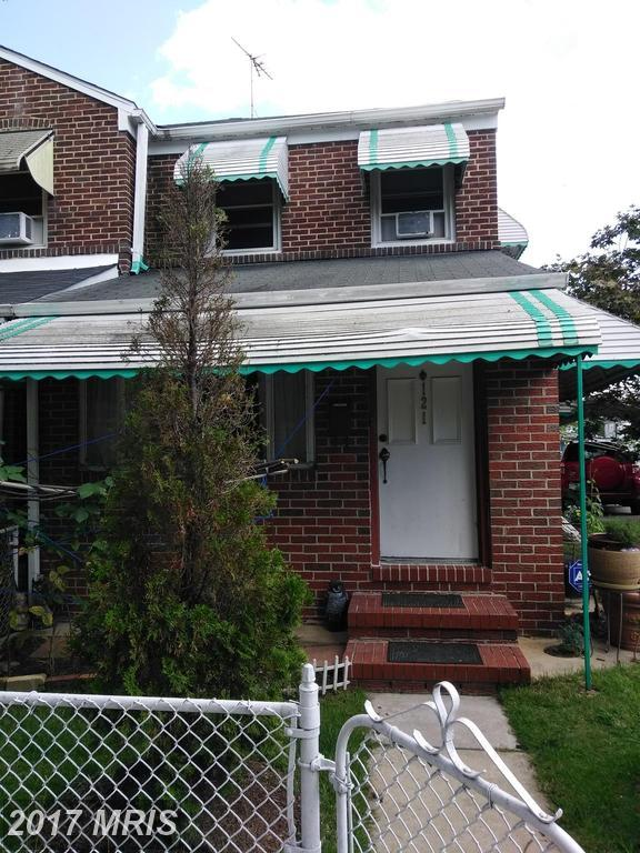 121 Carver Road, Baltimore, MD 21222 (#BC10057999) :: Pearson Smith Realty