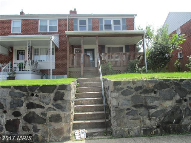 7837 Bank Street, Baltimore, MD 21224 (#BC10060271) :: Pearson Smith Realty