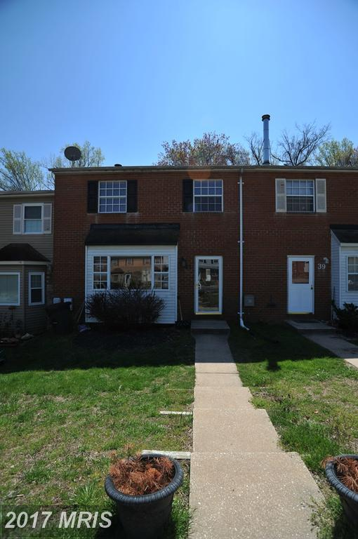 41 Aventura Court, Randallstown, MD 21133 (#BC10061988) :: Wes Peters Group