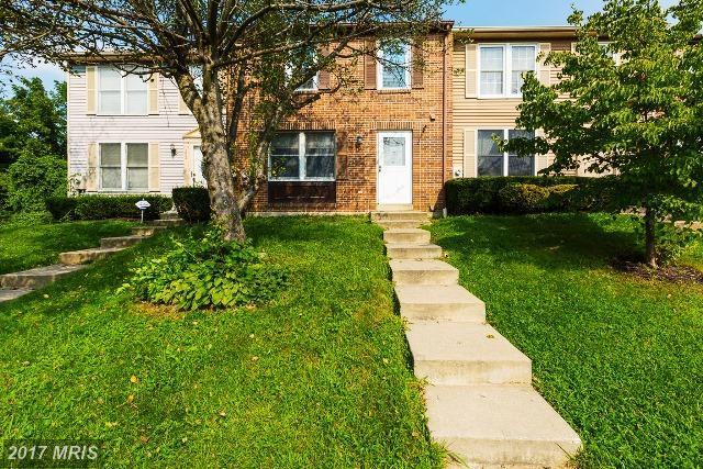 159 Wimbledon Lane, Owings Mills, MD 21117 (#BC10062383) :: Century 21 New Millennium