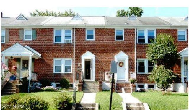 932 Elm Ridge Avenue, Baltimore, MD 21229 (#BC10062426) :: Century 21 New Millennium