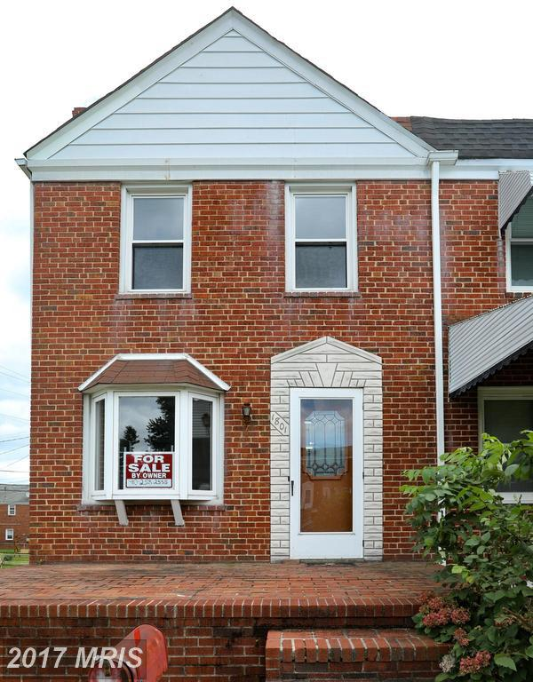 1801 Dunmere Road, Baltimore, MD 21222 (#BC10065260) :: The Lingenfelter Team