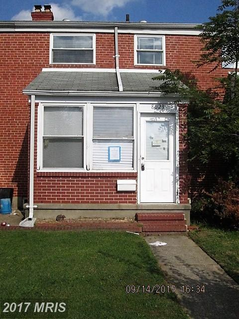 8023 Wallace Road, Baltimore, MD 21222 (#BC10065349) :: LoCoMusings