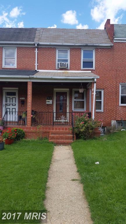 7012 Conley Street, Baltimore, MD 21224 (#BC10065478) :: LoCoMusings