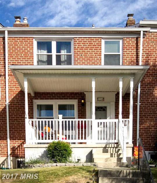 224 Altamont Avenue, Baltimore, MD 21228 (#BC10073876) :: LoCoMusings