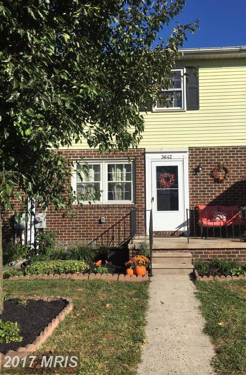 3642 Double Rock Lane, Baltimore, MD 21234 (#BC10076614) :: Pearson Smith Realty
