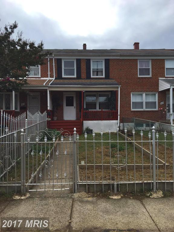 1609 Riverwood Road, Baltimore, MD 21221 (#BC10079257) :: LoCoMusings