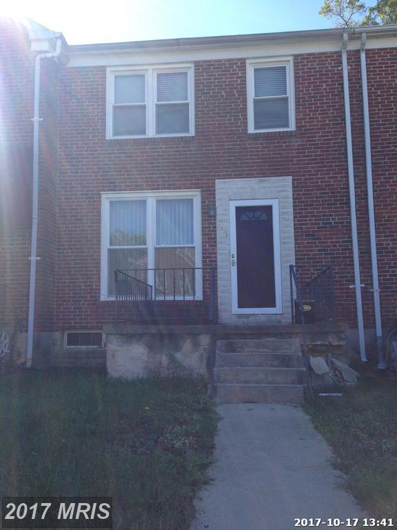 1203 Stella Drive, Baltimore, MD 21207 (#BC10083973) :: LoCoMusings