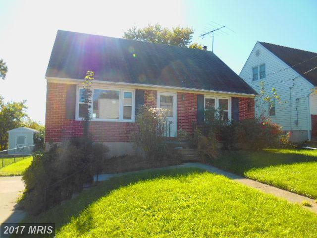7917 Roseland Avenue, Baltimore, MD 21237 (#BC10084650) :: The Bob & Ronna Group