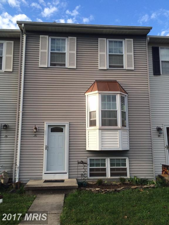 28 Joggins Court, Baltimore, MD 21220 (#BC10098738) :: Pearson Smith Realty