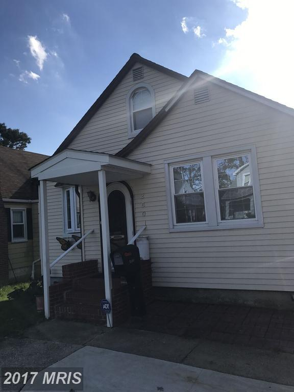 2501 Taylor Avenue, Baltimore, MD 21234 (#BC10098767) :: Pearson Smith Realty