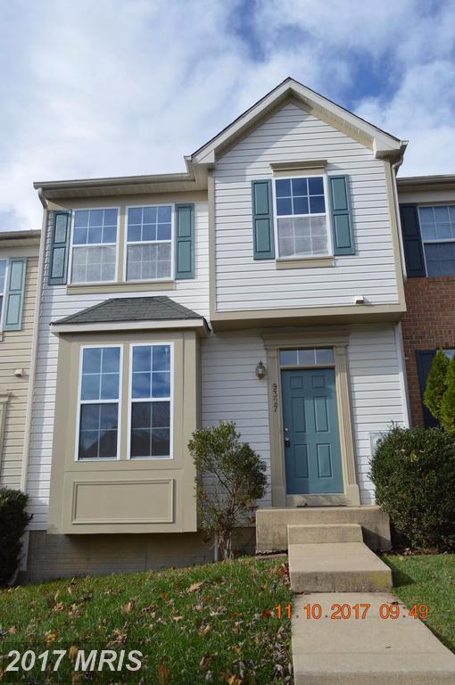 9327 Owings Choice Court, Owings Mills, MD 21117 (#BC10101756) :: Pearson Smith Realty
