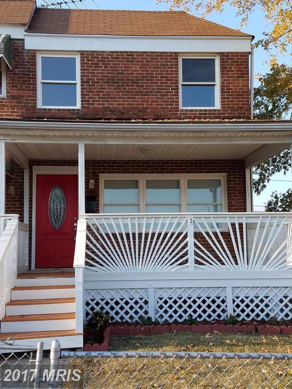 7494 Rabon Avenue, Baltimore, MD 21222 (#BC10105817) :: Pearson Smith Realty