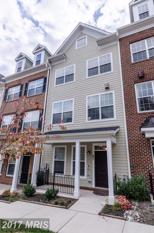47 Linden Place, Towson, MD 21286 (#BC10106946) :: The Putnam Group