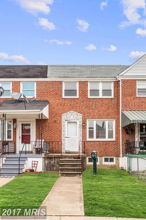 2727 Creston Road, Baltimore, MD 21222 (#BC10110617) :: Pearson Smith Realty