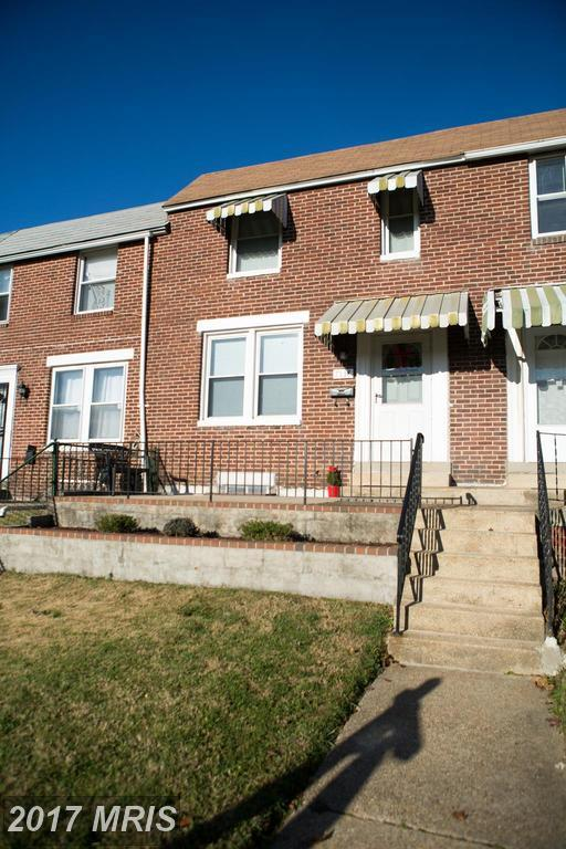 7538 Berkshire Road, Baltimore, MD 21224 (#BC10117350) :: Pearson Smith Realty