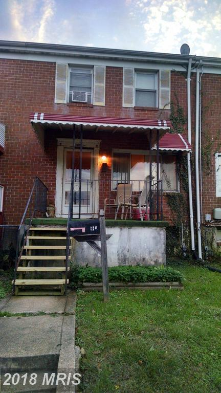 632 Mansfield Road, Baltimore, MD 21221 (#BC10127895) :: Pearson Smith Realty