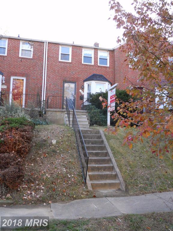 1613 Aberdeen Road, Towson, MD 21286 (#BC10129664) :: Pearson Smith Realty