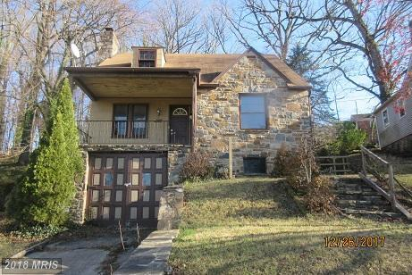 31 Summerfield Road, Baltimore, MD 21207 (#BC10130263) :: Pearson Smith Realty