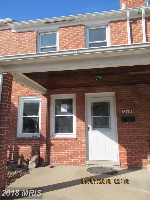 7246 Gough Street, Baltimore, MD 21224 (#BC10130537) :: Pearson Smith Realty