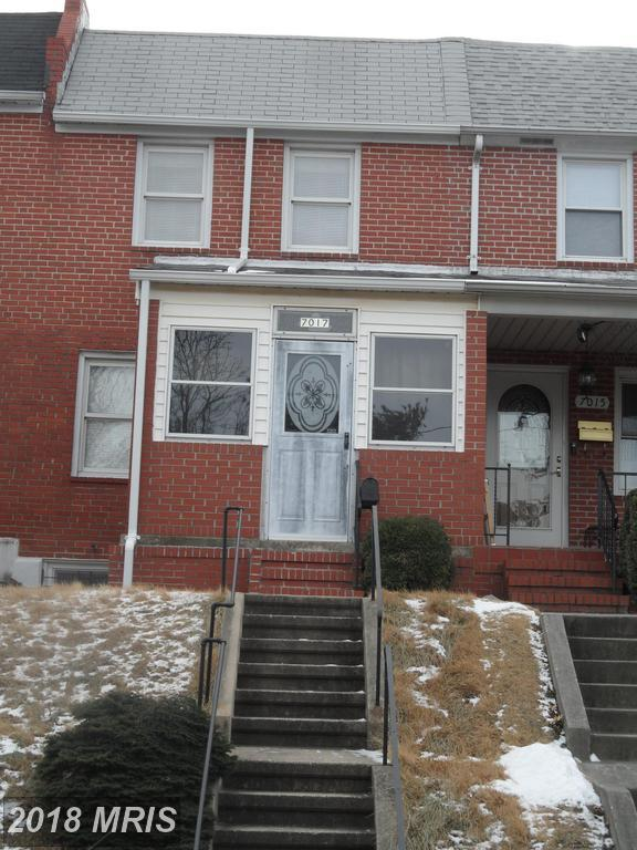 7017 East Baltimore Street, Baltimore, MD 21224 (#BC10131217) :: Pearson Smith Realty