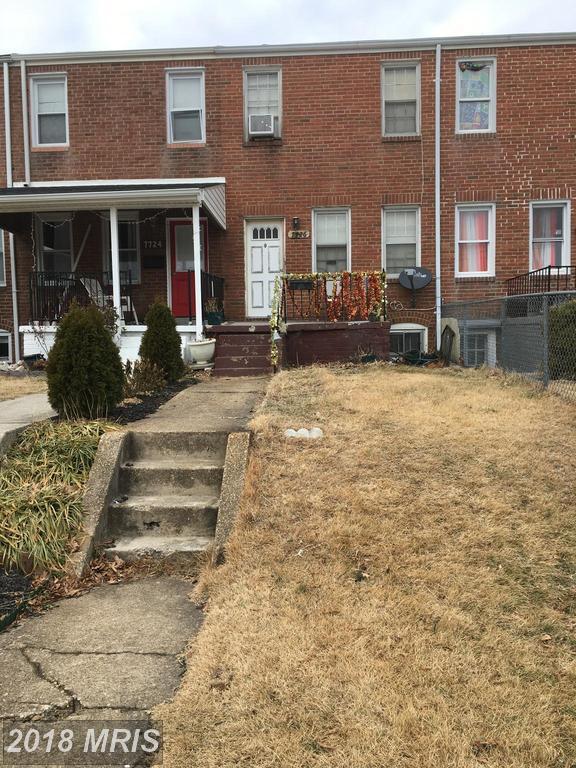 7726 Gough Street, Baltimore, MD 21224 (#BC10132533) :: Pearson Smith Realty