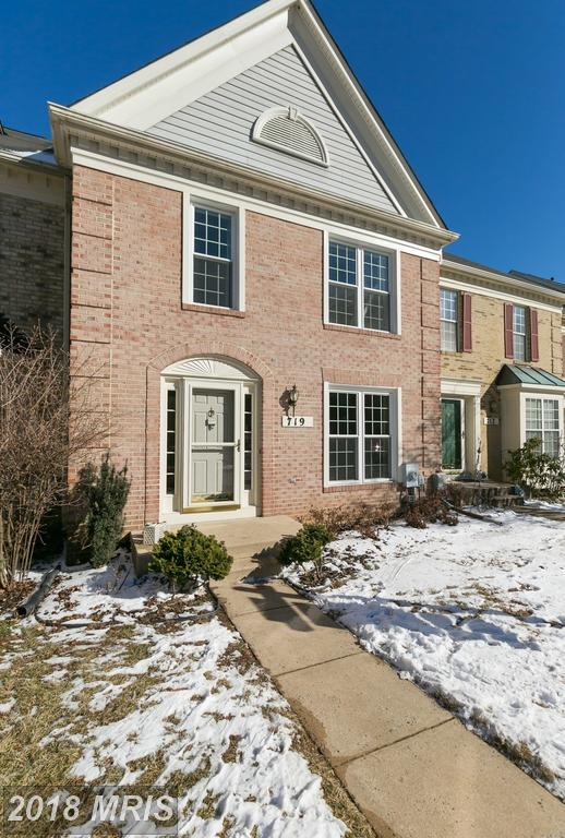 719 Leister Drive, Lutherville Timonium, MD 21093 (#BC10133607) :: The Dailey Group