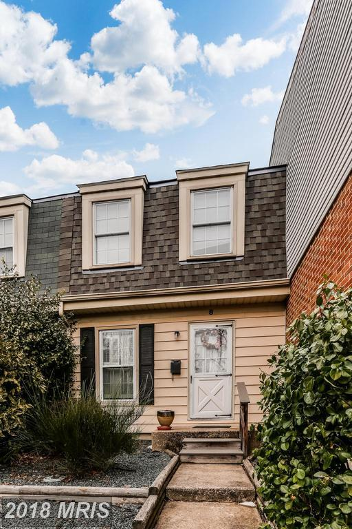 8 Stewarton Court 11G, Baltimore, MD 21236 (#BC10133946) :: Pearson Smith Realty