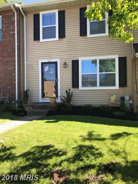 19 Derwood Court, Baltimore, MD 21234 (#BC10134480) :: Pearson Smith Realty