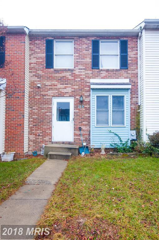 13 Chattuck Court, Middle River, MD 21220 (#BC10135298) :: The Dailey Group