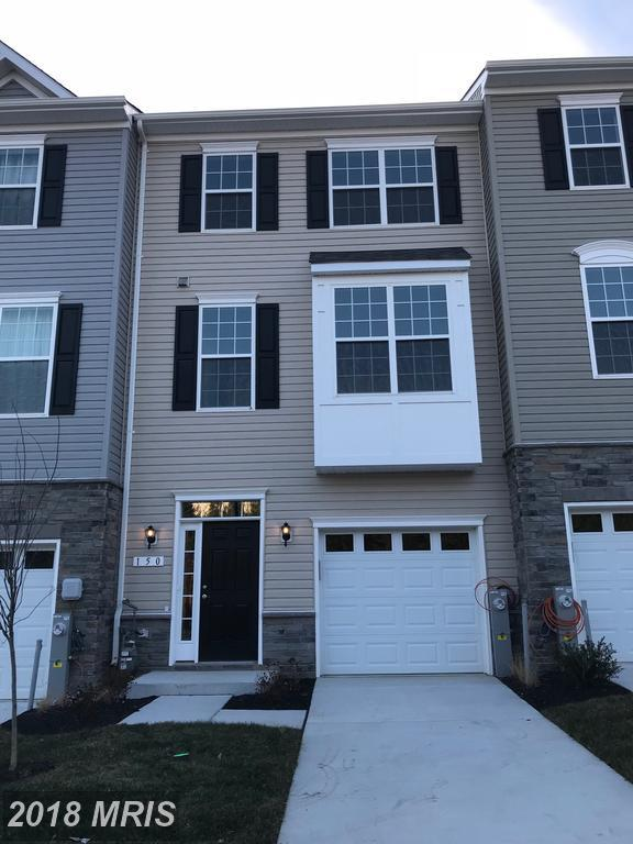 150 Amelia Way Lot 23, Owings Mills, MD 21117 (#BC10136561) :: Pearson Smith Realty