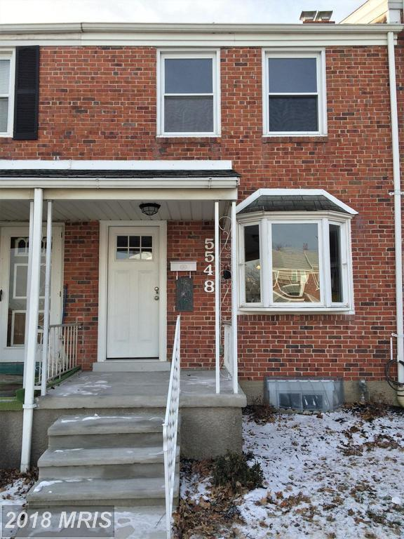 5548 Dolores Avenue, Baltimore, MD 21227 (#BC10138652) :: The Belt Team