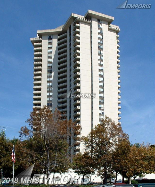 205 Joppa Road #501, Towson, MD 21286 (#BC10140953) :: The Miller Team