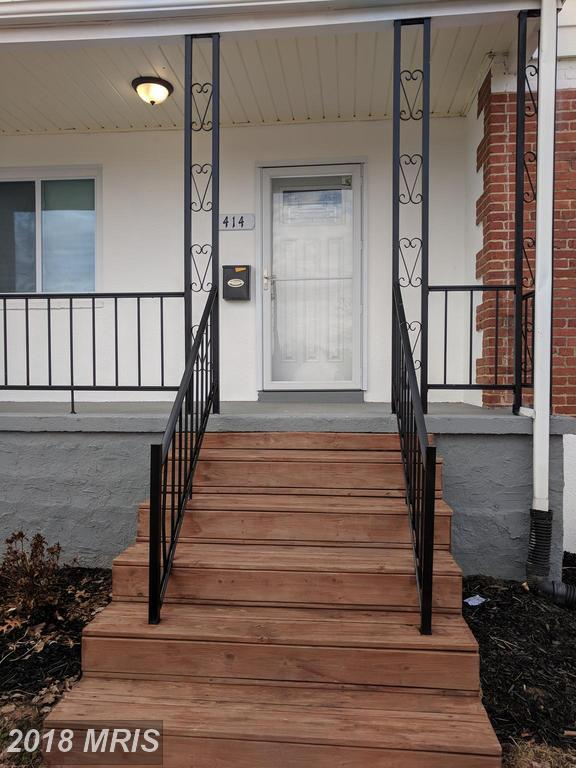 414 Elmwood Road, Baltimore, MD 21206 (#BC10154170) :: AJ Team Realty