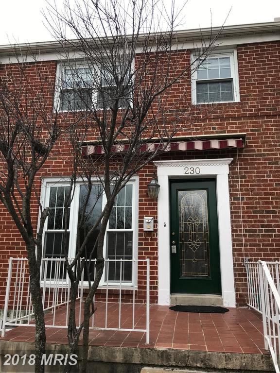 230 Altamont Avenue, Baltimore, MD 21228 (#BC10162988) :: SURE Sales Group