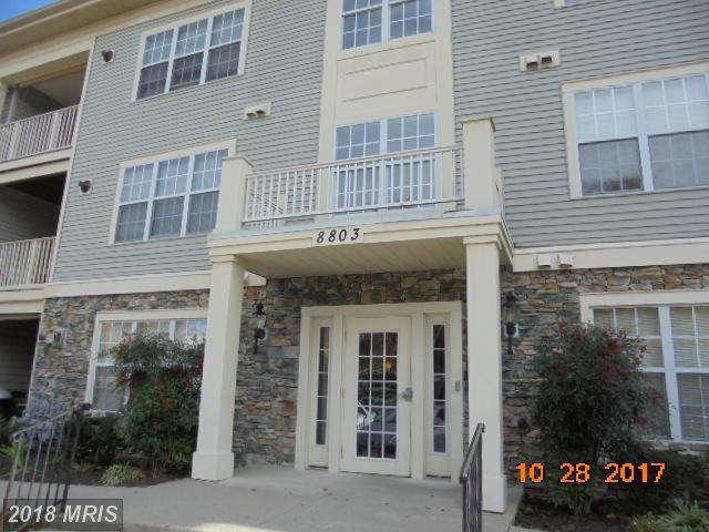 8803 Stone Ridge Circle #303, Baltimore, MD 21208 (#BC10176779) :: SURE Sales Group