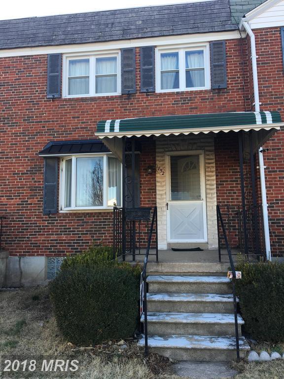 1852 Church Road, Baltimore, MD 21222 (#BC10178219) :: The Katie Nicholson Team