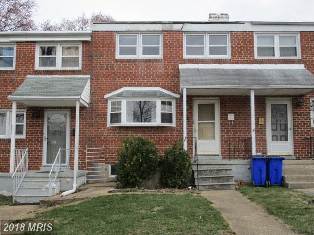 5415 Dolores Avenue, Baltimore, MD 21227 (#BC10184804) :: Circadian Realty Group