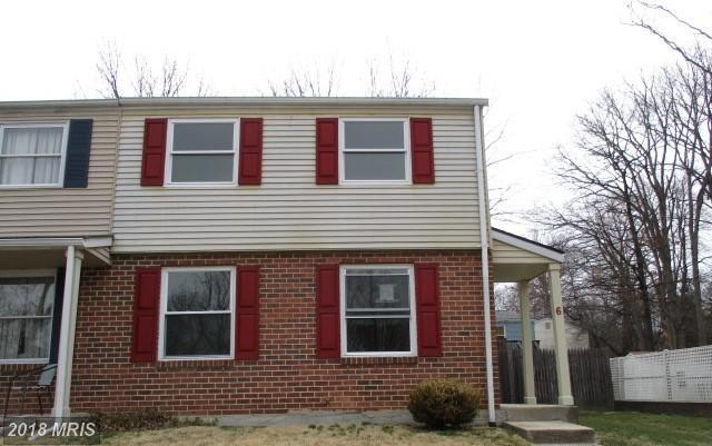 6 Sagebrush Court, Baltimore, MD 21236 (#BC10187128) :: The Sebeck Team of RE/MAX Preferred