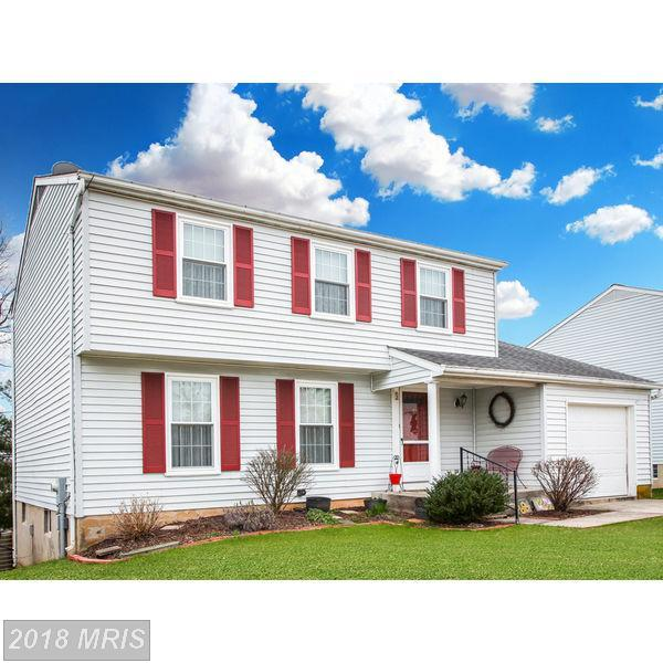 9 First Light Court, Baltimore, MD 21237 (#BC10206644) :: Advance Realty Bel Air, Inc