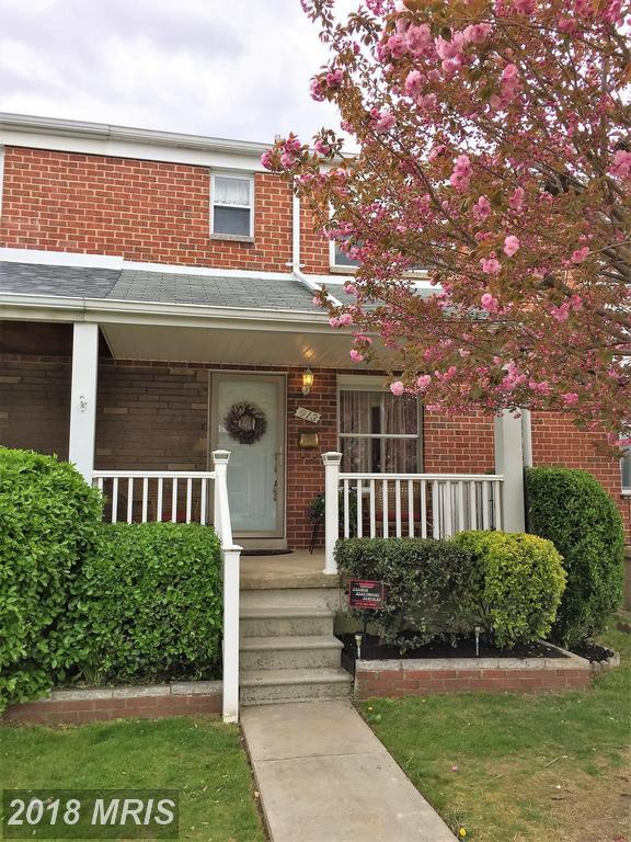 913 Foxwood Lane, Baltimore, MD 21221 (#BC10219788) :: Keller Williams Pat Hiban Real Estate Group